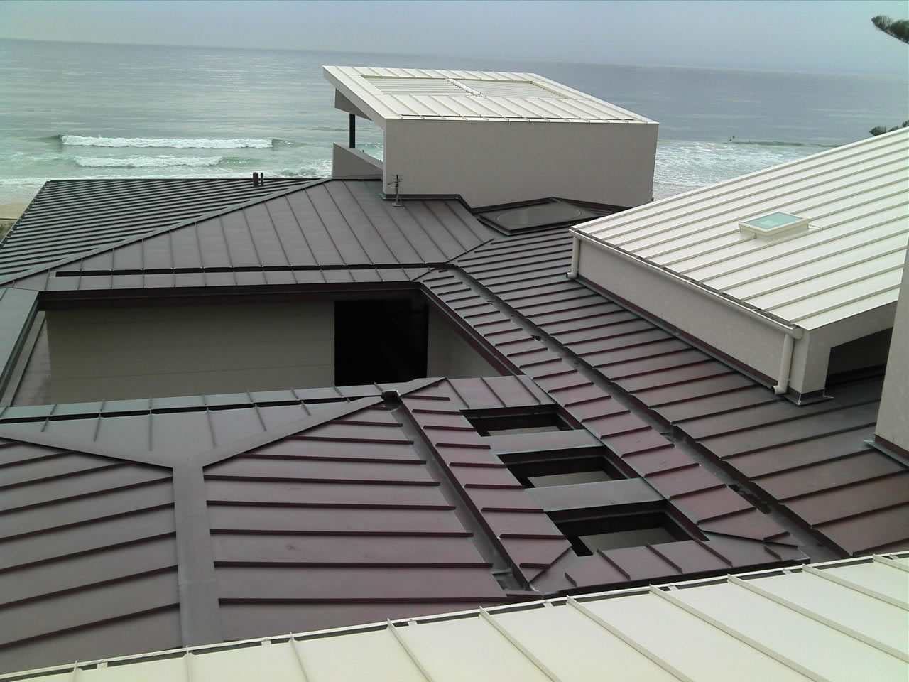 Snap Lock Roofing Faster Installation Zc Technical